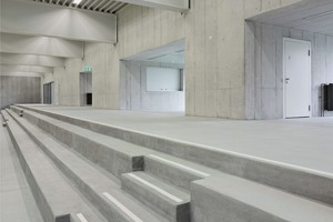 """<div class=""""bildtext_en"""">The Liapor lightweight concrete safely supports the loads of the floor-slab structures and also satisfies Minergie Building Standard l</div>"""