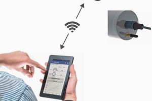 """<div class=""""bildtext"""">FL-WAPP 4.0, die intelligente Vernetzung von Feuchtemess-Sensoren bei der industriellen Aufbereitung von Schüttgütern</div>"""