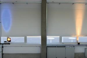 """<div class=""""bildtext_en"""">Das Technikum wurde in Stahlbeton-Skelettbauweise errichtet; die Wandplatten zwischen den Stützen bestehen aus Porenbeton </div>"""