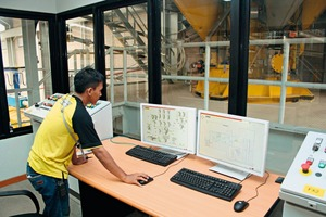 """<div class=""""bildtext_en"""">The complete plant control system can beoperated by just one worker</div>"""