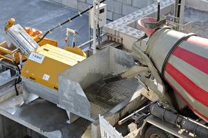 """<div class=""""bildtext"""">Bibko lieferte dieses Restbetonrecyclingsystem an die Albert Amos GmbH &amp; Co. KG in Güglingen</div>"""