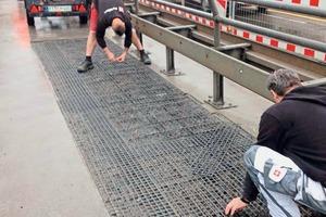 """<div class=""""bildtext"""">Reparaturen einer Brückenkappe mit Solidian-Carbonbeton </div>"""