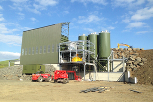 """<div class=""""bildtext_en"""">Rapid International Ltd has supplied the Collier Group with its first bespoke concrete batching plant, which signified the Group's entrance into the concrete industry </div>"""