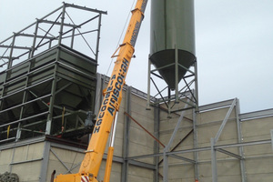 """<div class=""""bildtext_en"""">The batching plant was installed at the company's Goathill Quarry in Fife, Scotland</div>"""