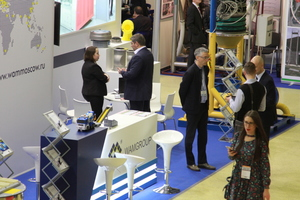 The exhibitors' estimates of the number of visitors varied strongly this year
