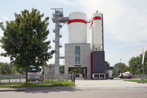 """<div class=""""bildtext_en"""">The Liebherr Betomat IV-500 mixing tower</div>"""