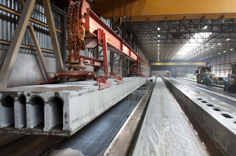 Opportunities for precast prestressed concrete floor slabs