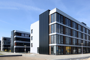 The InnovationsCampus 8 in Wolfsburg is one of many successful reference projects