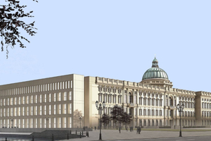 This is how the Humboldt Forum in the center of Berlin will look like soon