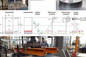 Fig.: Work-on-paper reinforcement-design