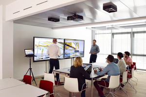 """<div class=""""bildtext_en"""">Meanwhile, the BIM training program offerings are widespread – ranging from BIM software training programs to BIM management courses</div>"""