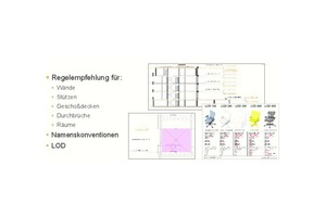 """<div class=""""bildtext_en"""">Modeling rules also affect the building structure, as do the nomenclature or the level of detail of the objects</div>"""