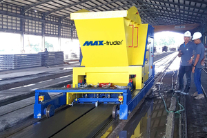 """<div class=""""bildtext_en"""">The German start-up MAX-truder recently delivered its first production plant to Thailand</div>"""