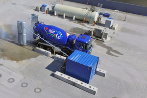 Meichle + Mohr GmbH, Immenstaad, invested in a vehicle wash system of Platz