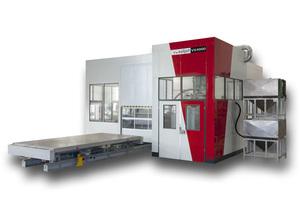 """<div class=""""bildtext"""">Das 3D-Drucksystem VX4000 von Voxeljet: größter zusammenhängender Bauraum von 4 x 2 x 1 m (L x B x H) für den industriellen 3D-Druck</div>"""