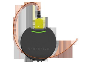 """<div class=""""bildtext_en"""">Maturix uses wireless sensors to measure the curing time and strength development within the concrete product</div>"""
