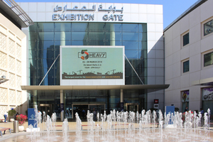 The Big 5 Heavy held at Dubai World Trade Center recorded nearly 330 exhibitors coming from 34 countries