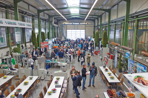 A total of 145 visitors visited the production halls of Form+Test, in Riedlingen, Germany