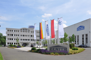 150 visitors from Germany and abroad accepted the company's invitation to come to Neunkirchen