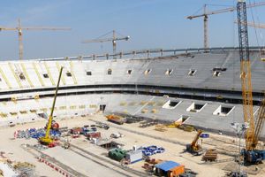 """<div class=""""bildtext_en"""">Pekabex successfully completed a large number of projects, including the Warsaw National Stadium, …</div>"""