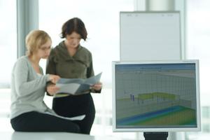 """<div class=""""bildtext"""">Neben den Mitarbeitern müssen auch Software-Werkzeuge """"BIM-ready"""" sein</div>"""