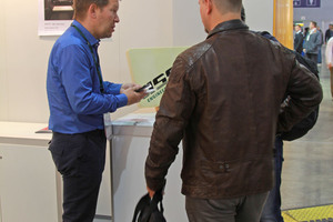 """<div class=""""bildtext_en"""">Good levels of demand were also recorded by the representatives at the Assyx stand </div>"""
