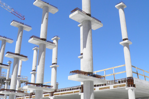 Participants in the Technical Mission can visit both precast plants and construction sites