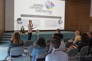 "<div class=""bildtext"">Der ""Expertise and Construction Day 2018"" umfasste vier Fachvorträge, …</div>"