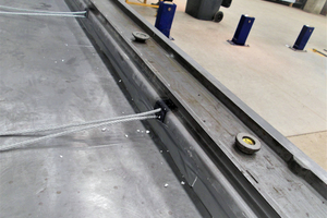 """<div class=""""bildtext_en"""">Ratec developed magnetic formwork component for the first automated circulation plant for precast concrete in Chile</div>"""