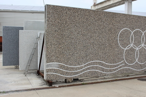 … thus offering customers a wide variety of different complex architectural concrete elements