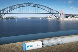 Sydney Metro Harbour