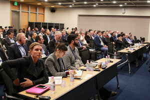 According to the organizer, the conference and the exhibition of ICCBP 2018 was attended by about 460 experts from all over the world