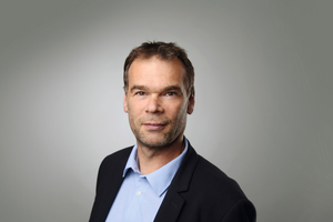 Eckart Müller, new member of the field service of B. T. innovation GmbH area: Germany East