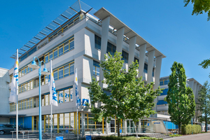The Schöck Headquarters in Baden-Baden, Southern Germany