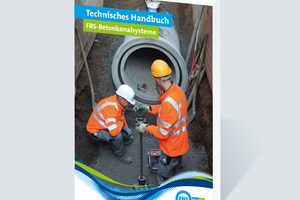 The technical manual is under revision. FBS is revising its reference manual for concrete pipes and manholes