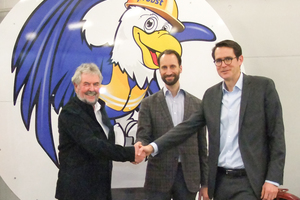 Martin Probst, Dr. Markus Michalke und Sören Presser-Velder