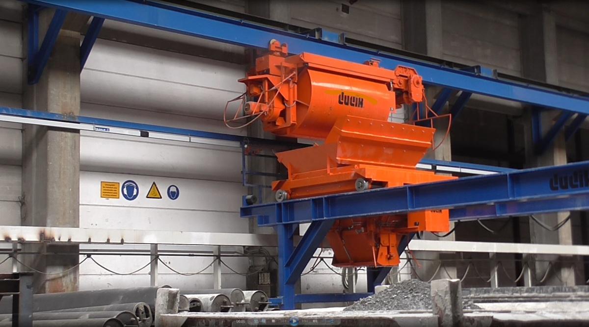 Effizientere Produktion dank schnellem Beton Transport   Betonwerk ...