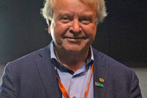 Tor Ole Olsen President of the International Federation for Structural  Concrete (fib), Lausanne, Switzerland