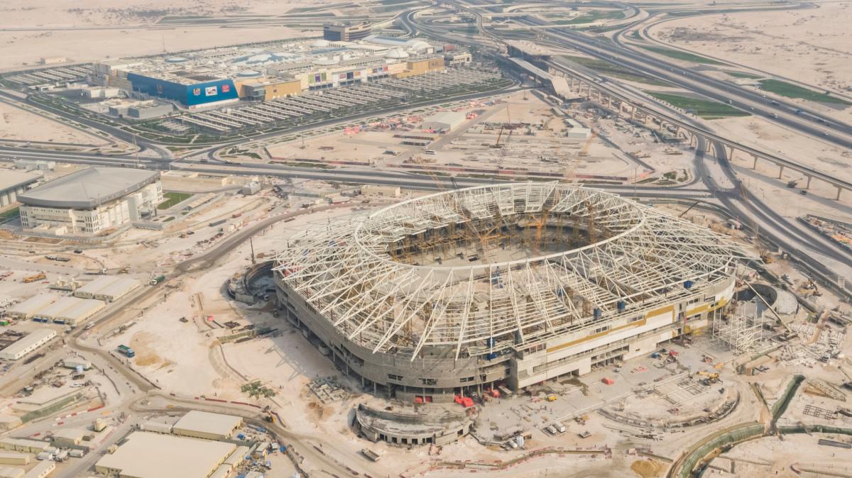 Fussballstadien Fur Katar Und Die Fifa Wm 2022 Betonwerk