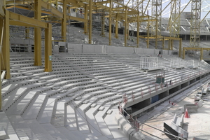 "<div class=""bildtext_en"">The stands and their component parts consist of precast concrete elements, ...</div>"