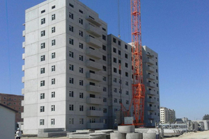 "<div class=""bildtext_en"">If, until only a few years ago, multi-story construction systems were technically impossible to realize in Uzbekistan, owing to the constant seismic activities in that country, today's architecture offers entirely new options</div>"