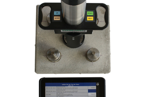 "<div class=""bildtext_en"">B 3065 – Bond strength test unit with tablet PC</div>"
