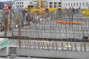 "<div class=""bildtext_en"">Real exemplary reference of recent activities, demonstrating the efficiency of the precast producer, is the ""Milaneo"" in Stuttgart</div>"