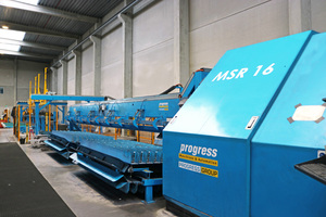 "<div class=""bildtext_en"">The Progress MSR 16 straightening and bending machine works off coil and optimizes the flow of production</div>"