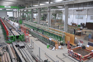 "<div class=""bildtext_en"">Avermann Betonfertigteiltechnik GmbH &amp; Co. KG was commissioned with modernizing and upgrading the production line</div>"