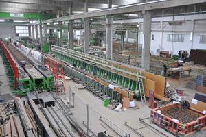 """<div class=""""bildtext"""">Mit der Modernisierung der Produktionsanlage wurde die Avermann Betonfertigteiltechnik GmbH &amp; Co. KG beauftragt</div>"""