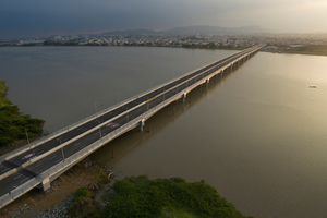 """<div class=""""bildtext_en"""">In this new road structure, 60,000 vehicles will transit daily</div>"""