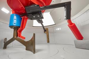 """<div class=""""bildtext_en"""">View of the interior of a Teka mixer</div>"""