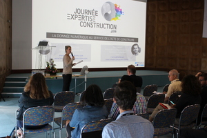 "<div class=""bildtext_en"">This time the ""Expertise and Construction Day 2019"" includes four lectures and the Celebration of the 50<sup>th</sup> anniversary of ""Synad"" in the Exhibitors' Village </div>"