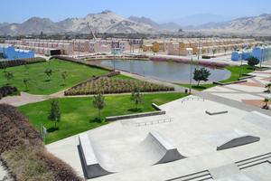 "<div class=""bildtext_en"">Las Piedras de Buena Vista residential area in Ica: A similar settlement will now be built near Piura.</div>"